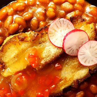 Confit Pork Belly & Beans