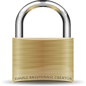Simple Passphrase Creator