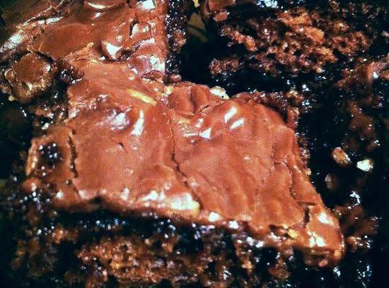 Turtle Cake: Recipe