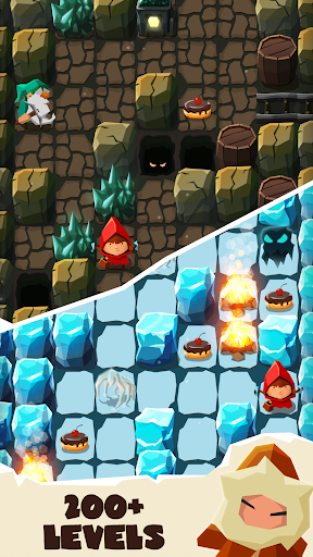 Bring me Cakes - Little Red Riding Hood Puzzle (Unlocked)