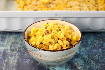 Karen's Mac and Cheese With Bacon
