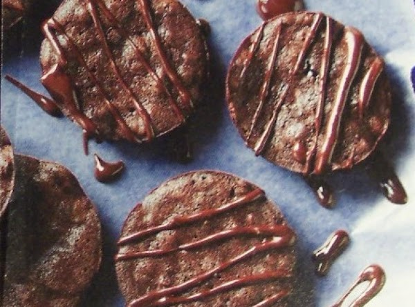 Chco-chocolate Cookies  Cups- Baked In Muffin  Pan Recipe