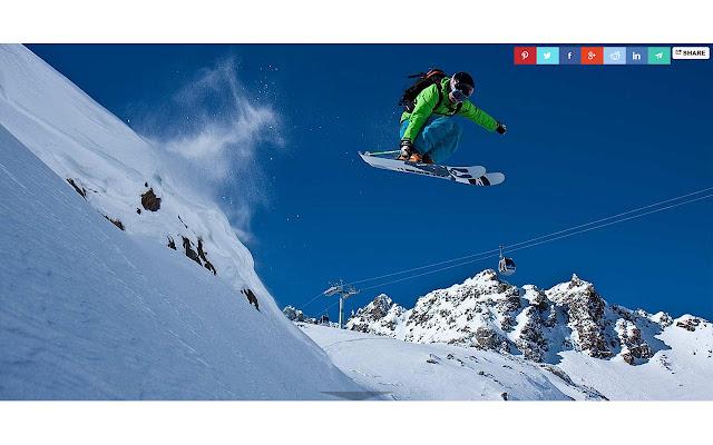 Ski Tab