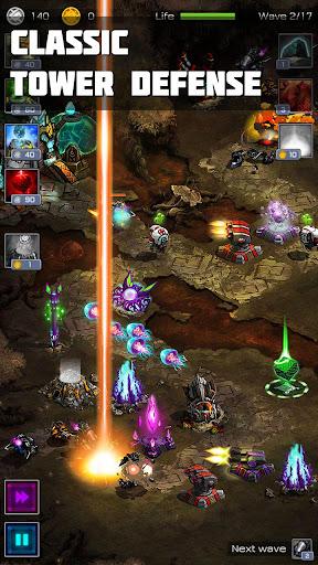 Ancient Planet Tower Defense Offline 1.1.44 screenshots 1