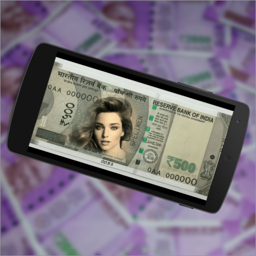 All New Currency NOTE Photo Frame