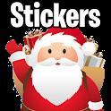 🎅 Stickers de Navidad para WhatsApp - 2020 icon