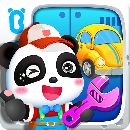 Little Panda\'s Auto Repair Shop file APK for Gaming PC/PS3/PS4 Smart TV