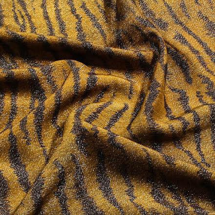 Tiger Voile i Viskos