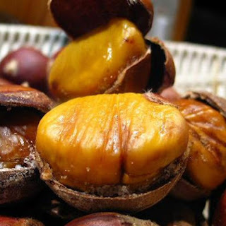 Chinese Sweet Roasted Chestnuts