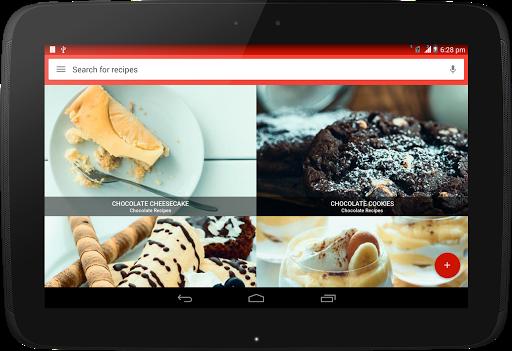 Chocolate Recipes 25.7.5 screenshots 9