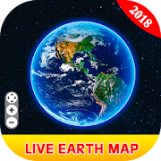 app report for live earth map 2018 satellite view