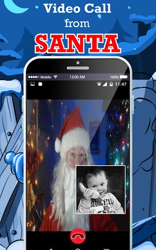 Live Santa Claus Video Call