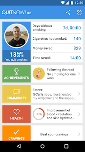QuitNow! PRO - Stop smoking- screenshot thumbnail