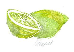 Photo: limes