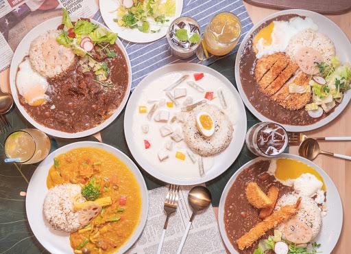滿滿咖哩 MANMAN Curry x Café