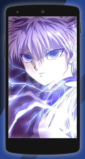 Killua Zoldyck Anime Wallpapers HD 4K 1.0 (Mod) Download for android latest