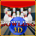 Bowling 3D icon
