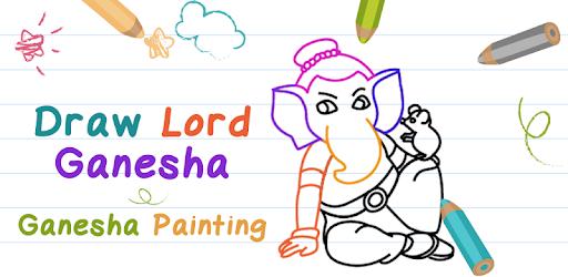 Draw Lord Ganesha Sketch Apps On Google Play