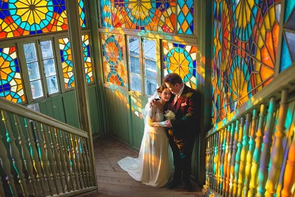 Wedding photographer Nata Abashidze-Romanovskaya (Romanovskaya). Photo of 06.05.2017