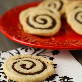 Chocolate Coconut Pinwheels