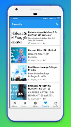 Biotechnology Notes screenshot 3