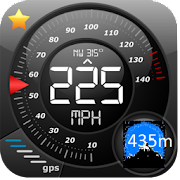 Speed-Detect Speedometer
