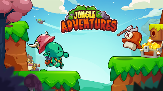 Jungle Adventures: Super World- screenshot thumbnail