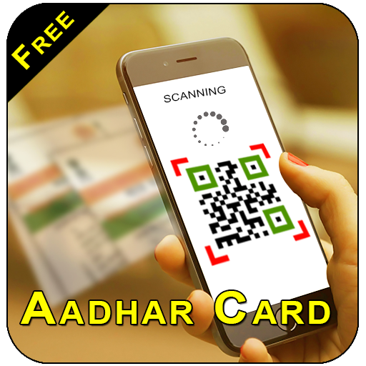 Aadhar Card QR Code Scanner