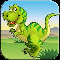 Dinosaurier Kinderspiel Gratis icon