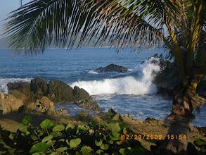 Photo: Sapphire Beach point