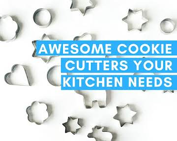 Awesome Cookie Cutters Your Kitchen Needs