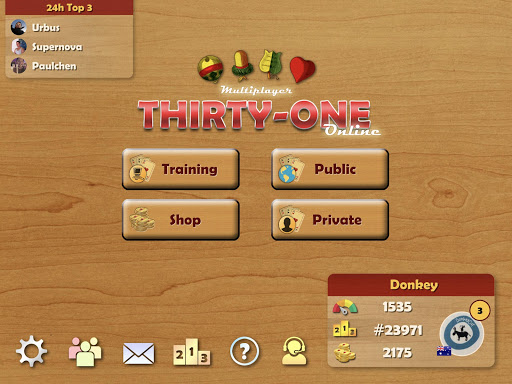Thirty-One | 31 | Blitz - Card Game Online 2.70 screenshots 8