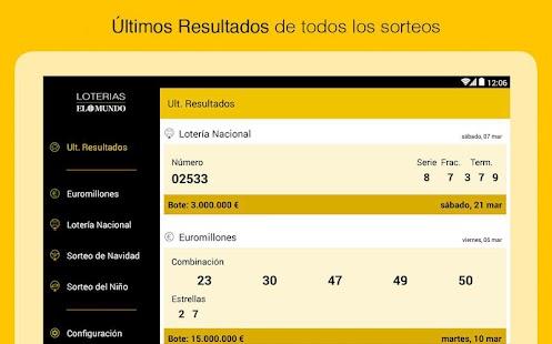 Lotería Nacional Resultados- screenshot thumbnail