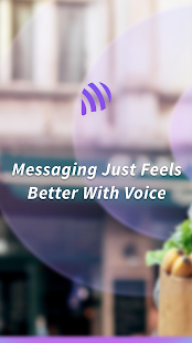 Messaging without keyboard - náhled
