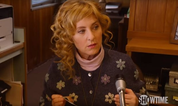 Who Is High Voiced Sheriff's Receptionist Lucy Moran on 'Twin Peaks'?