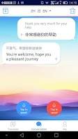 Screenshot of Baidu Translate-EN CH JP TH RU