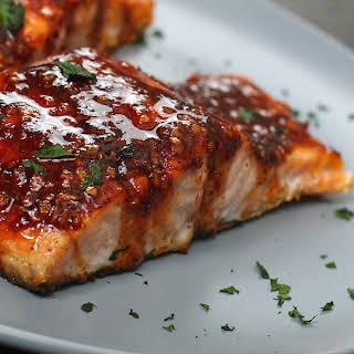 Brazilian Rub Salmon.