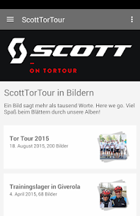 Scott on TorTour- screenshot thumbnail