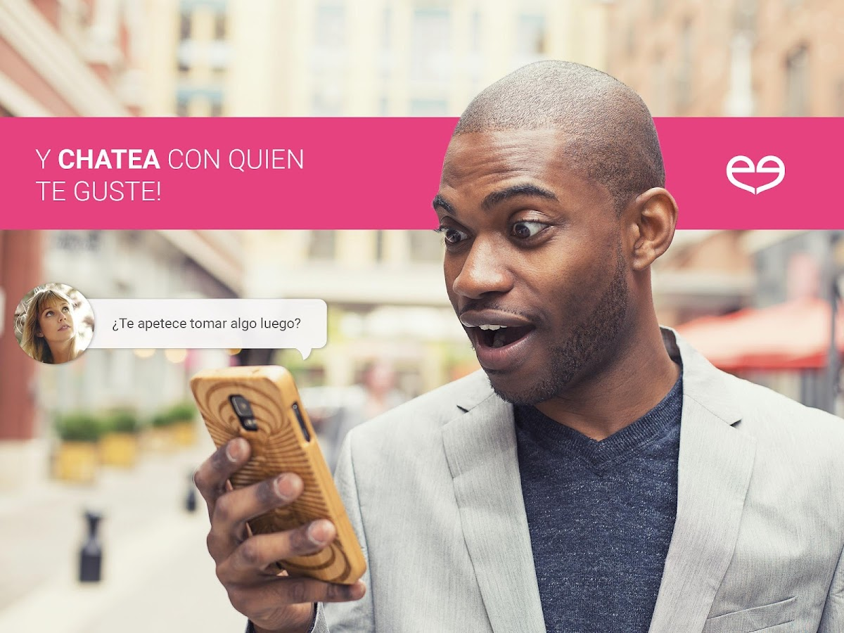 Meetic: captura de pantalla