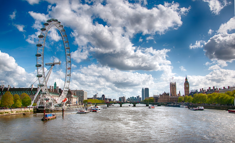 Vista di Londra di utente cancellato
