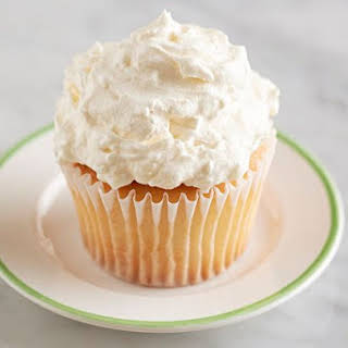 Fluffy Coconut Frosting.