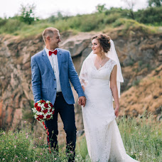 Wedding photographer Alina Tkachenko (aline27). Photo of 21.06.2018