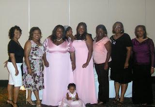 Photo: Our female cousins + kaleya