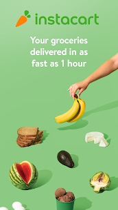 Instacart: Same-day grocery delivery 6.9.4 1