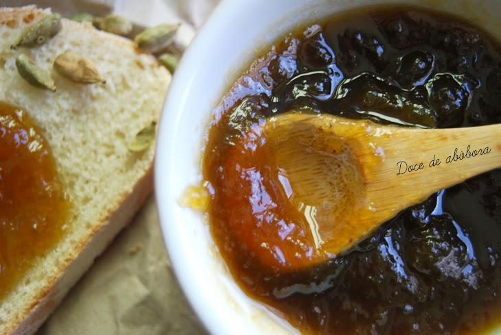 Pumpkin and Cardamom Jam Recipe