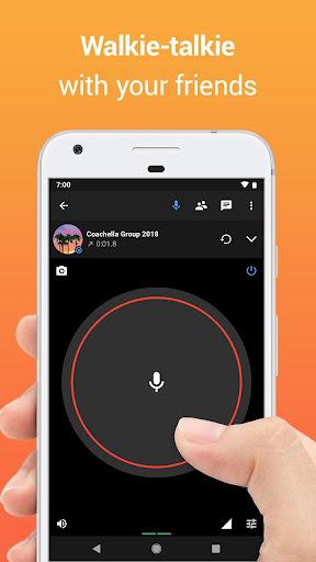 Zello PTT Walkie Talkie 4.62 screenshots 2