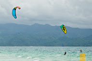 Kite Surfing in Boracay