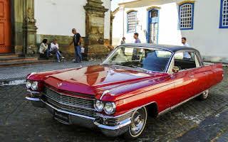 Cadillac Fleetwood Rent Minas Gerais