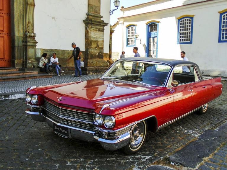 Cadillac Fleetwood Hire São João Del Rey