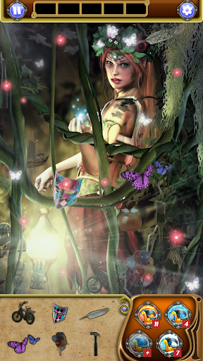 Hidden Object Elven Forest - Search & Find screenshots 15